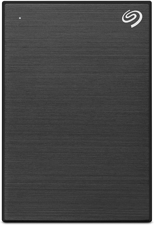 تصویر هارد اکسترنال Seagate 5TB One Touch Portable Hard Drive USB 3.2 Gen 1 Black – STKC5000400 سیگیت Seagate 5TB One Touch Portable Hard Drive USB 3.2 Gen 1 Black - STKC5000400