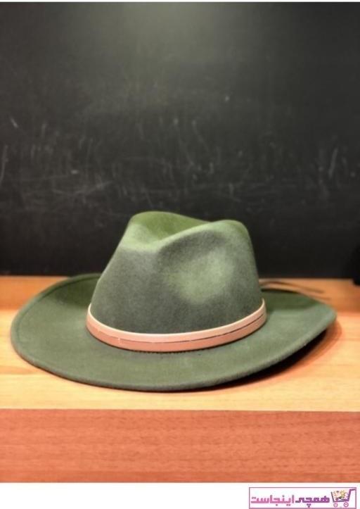 تصویر کلاه اورجینال برند Şapkacımadam رنگ سبز کد ty52701589