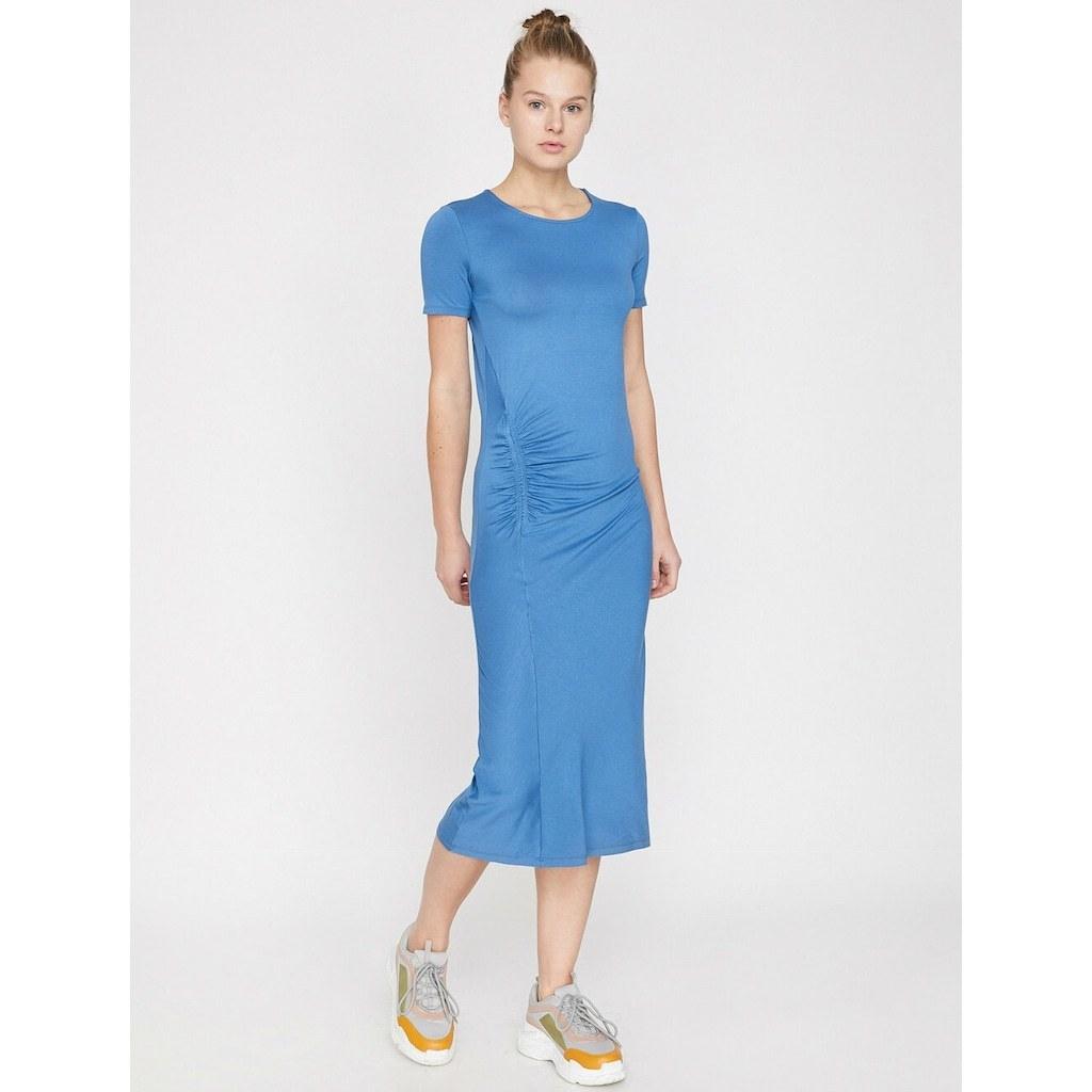 فروش مستقیم لباس مجلسی آستین کوتاه برند کوتون Koton کد 6135549 از ترکیه |