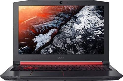 "عکس Newest Acer Nitro 5 15.6"" FHD VR Ready Gaming Laptop, Intel Quad Core i5-8300H Upto 4.0GHz, 16GB RAM, 2TB HDD, NVIDIA GeForce GTX 1050 Ti 4GB GDDR5, Backlit Keyboard, Windows 10  newest-acer-nitro-5-156-fhd-vr-ready-gaming-laptop.-intel-quad-core-i5-8300h-upto-40ghz.-16gb-ram.-2tb-hdd.-nvidia-geforce-gtx-1050-ti-4gb-gddr5.-backlit-keyboard.-windows-10"