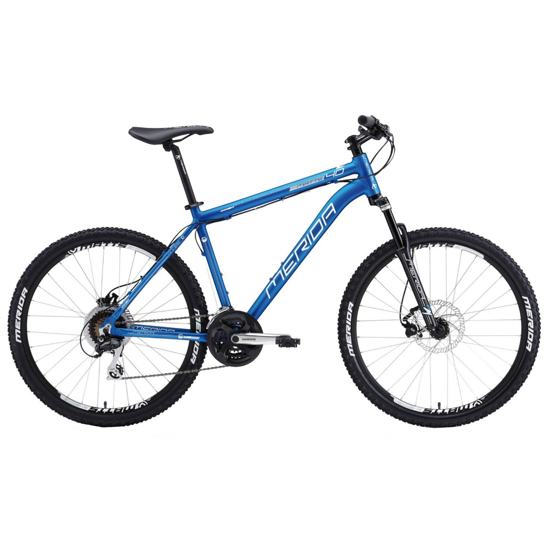 دوچرخه کوهستان مریدا مدل MATTS 40-MD سایز 26 اینچ |