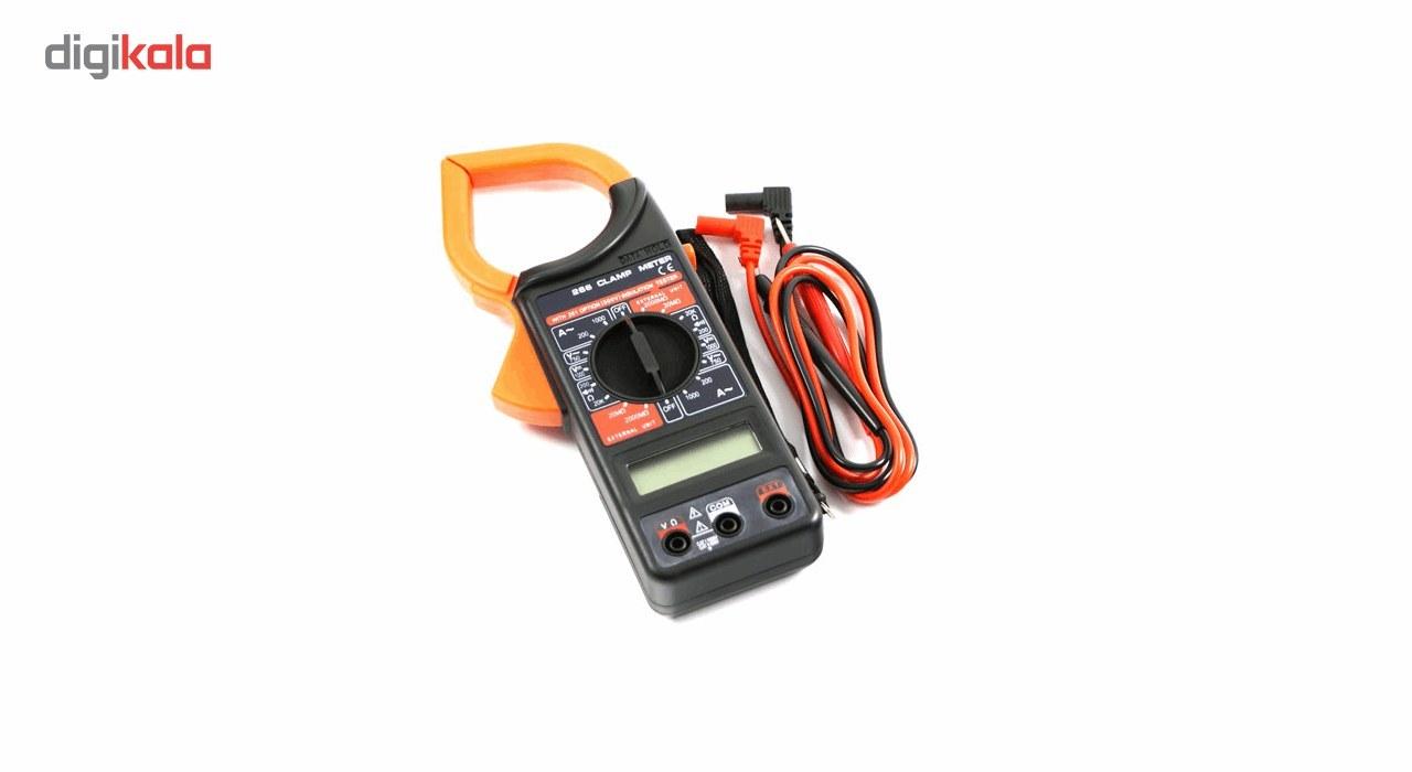 img کلمپ آمپرمتر 1000 آمپر مدل DT-266 Digital Clamp Multimeter DT-266