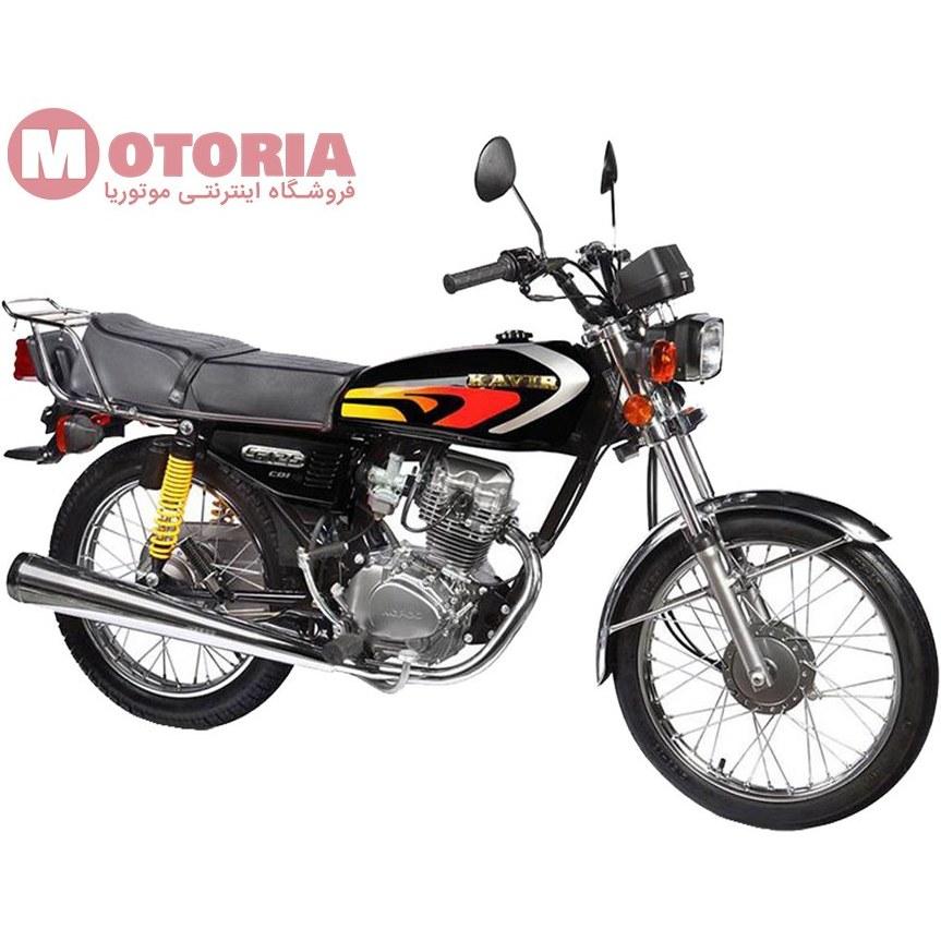 main images موتورسیکلت کویر مدل CDI 125 سال ۱۳۹۹