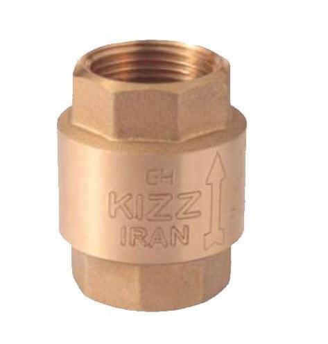 تصویر شیر یکطرفه فنری کیز ایران One-way spring valve