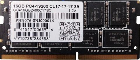 رم لپ تاپ 16گیگابایت مارک GEIL مدل GS416GB2400C17SC