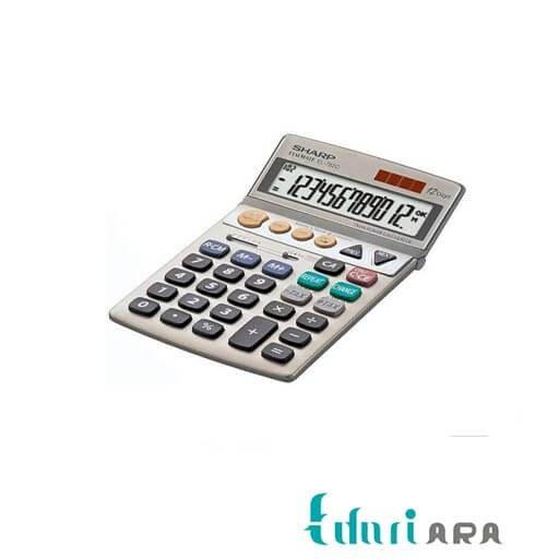 image ماشین حساب شارپ مدل EL-782C