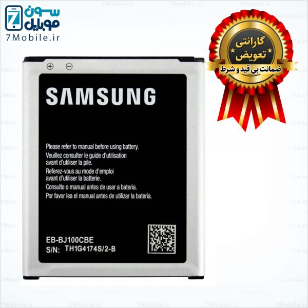 تصویر باتری اصلی Samsung Galaxy J1-J100 با 6 ماه گارانتی battery Samsung Galaxy J1-J100