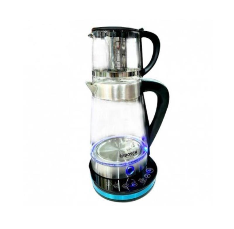 تصویر چای ساز روهمی بوش Bosch BH1669 ا چای ساز روهمی بوش Bosch BH1669 چای ساز روهمی بوش Bosch BH1669