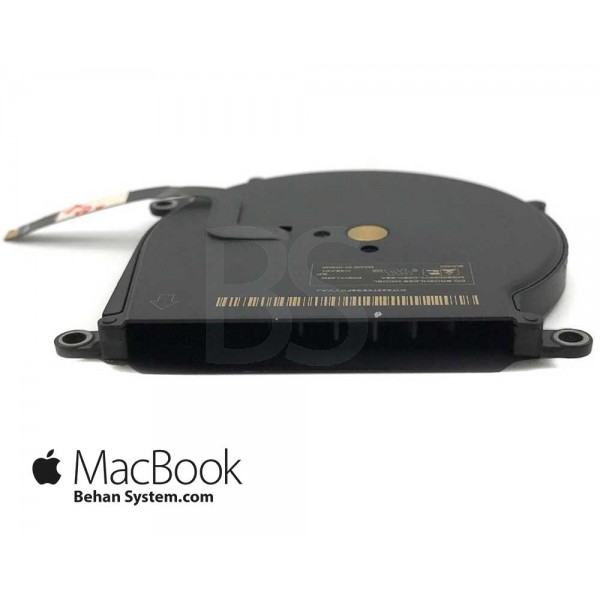 "image فن پردازنده مک بوک ایر 11 اینچ A1370 مدل MD214 CPU FAN Apple MacBook Air 11"" A1370 (Mid 2011) MD214"