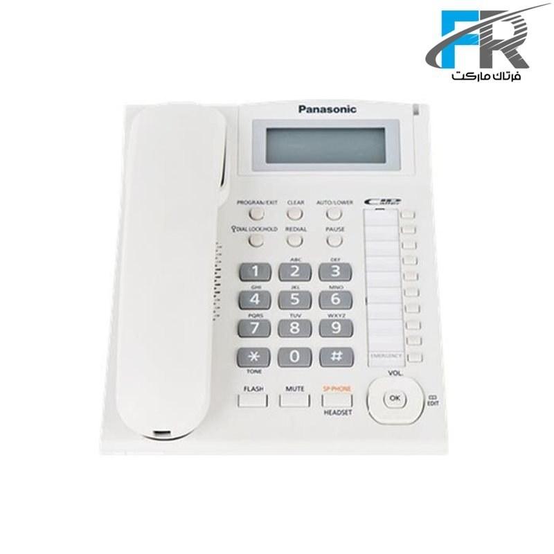 گوشی تلفن باسيم پاناسونيک مدل KX-TS880