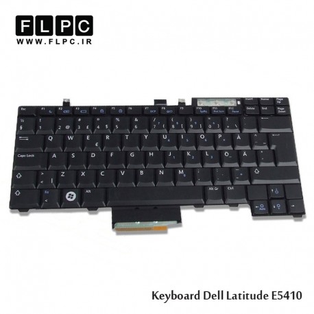 کیبورد لپ تاپ دل Dell Laptop Keyboard Latitude E5410