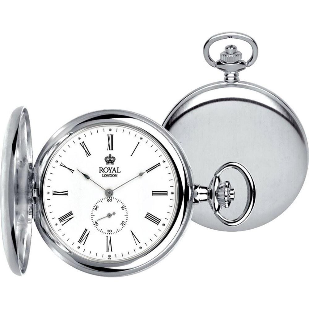 main images ساعت جیبی اصل | برند رویال لندن | مدل RL-90013-01