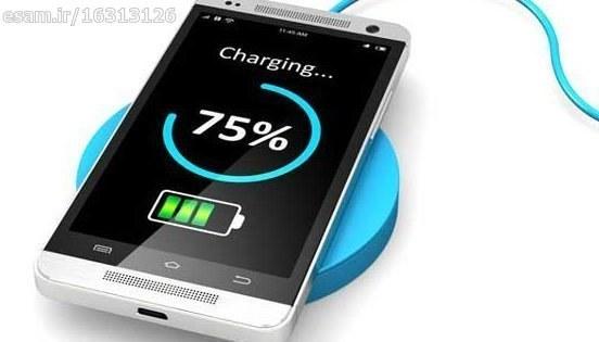 شارژر وایرلس موبایل مخصوص تمام گوشی های اندروید |