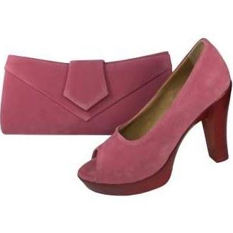 ست کیف و کفش زنانه مدل B501 |