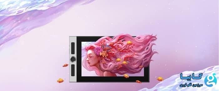 تصویر قلم نوری ایکس پی-پن xp-pen Innovator Display 16