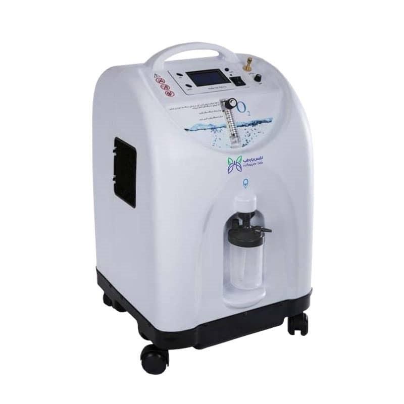 تصویر اکسیژن ساز 5 لیتری نفس یار Oxygenator 5 liters Nafs Yar