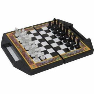 شطرنج و تخته نرد آماندا مدل بردیا |