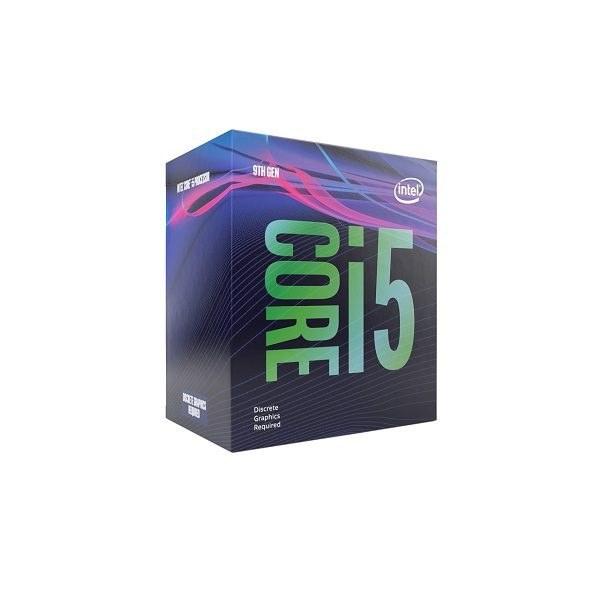 تصویر سی پی یو اینتل CPU INTEL i5-9400 BOX 1151