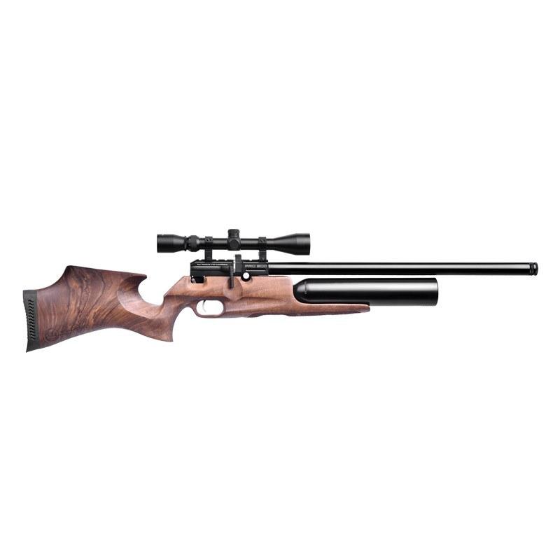 تصویر تفنگ پی سی پی کرال پانچر پرو 500 رگوله | Kral Puncher PRO 500 Regulated PCP Air Rifle