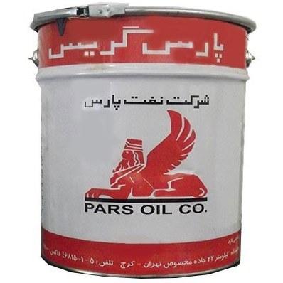 تصویر گریس شاسی پلاس پارس 35 پوندی