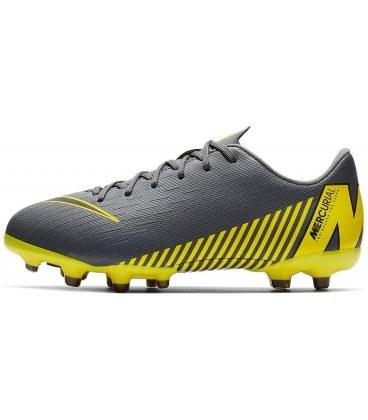 کفش فوتبال سایز کوچک نایک مدل Nike JR VAPOR 12 ACADEMY GS FG/MG