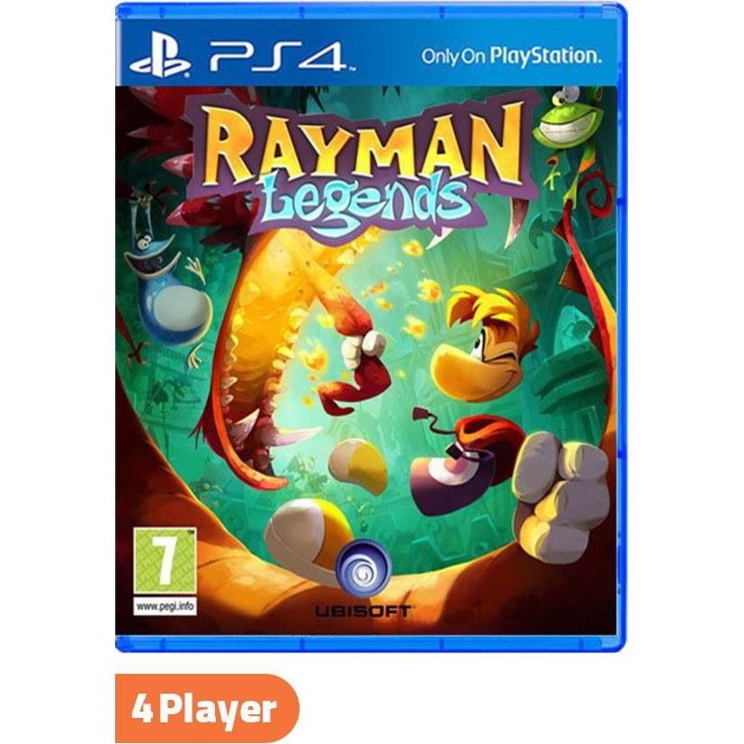 تصویر Rayman Legends - PS4
