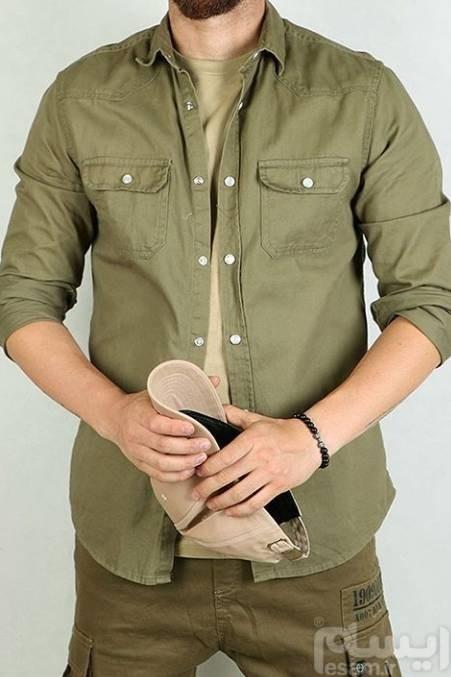 پیراهن مردانه ترک برند zara