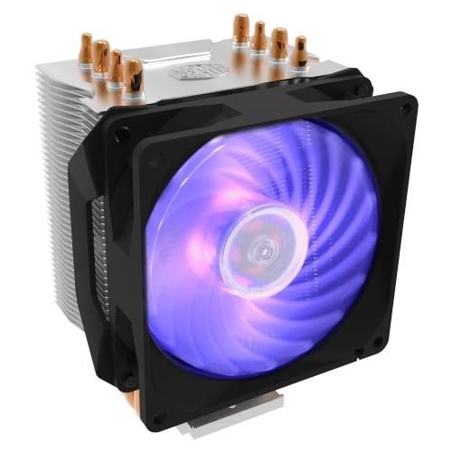 تصویر خنک کننده بادی کولر مستر Cooler Master FAN HYPER H410R RGB