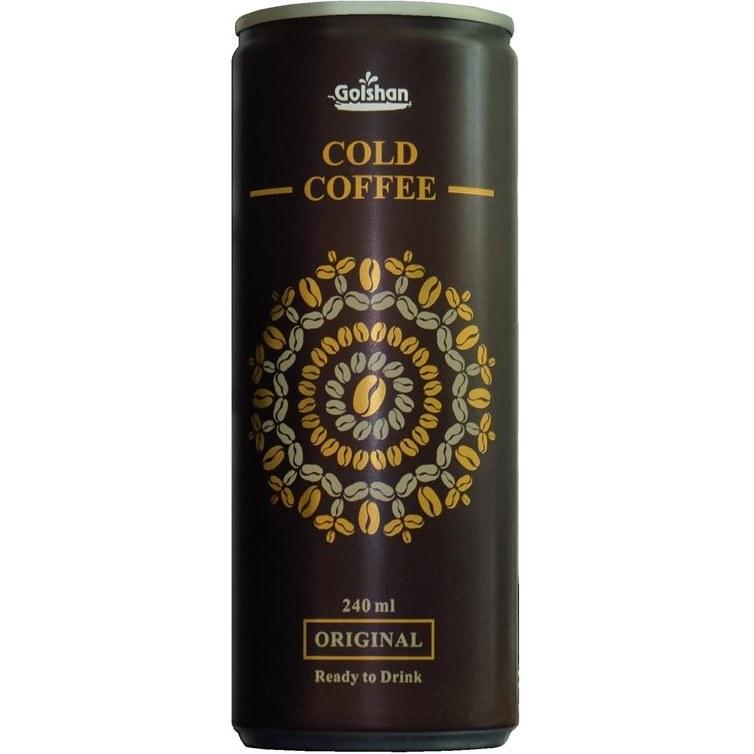 تصویر نوشیدنی قهوه سرد گلشن - 240 گرم