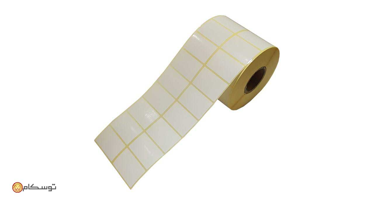 main images برچسب پرینتر لیبل زن 45x30 میلیمتر (4000عددی) Label Printer Sticker 30x45 cm