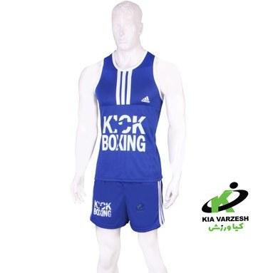 تصویر شورت و رکابی کیک بوکسینگ kickboxing shorts and t-shirts