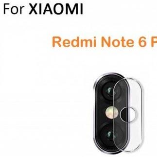 گلس دوربین شیائومی Redmi Note 6 pro |