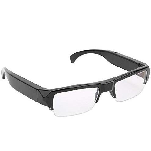 عینک دوربین VBESTLIFE Mini Camera، ضبط صوتی تصویری شبکه WiFi با کیفیت همکار با کیفیت 1920x1080 HD برای ماهیگیری شکار دوچرخه سواری در فضای باز