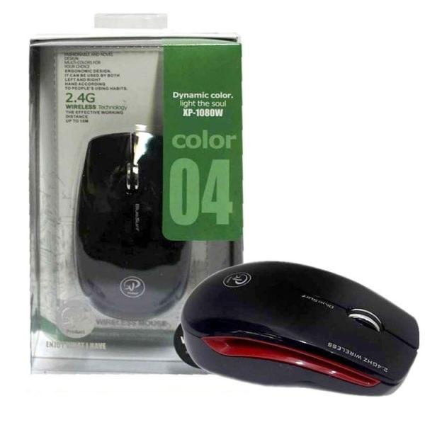 تصویر موس بیسیمxp-1080wa XP-1080WA Wireless Mouse