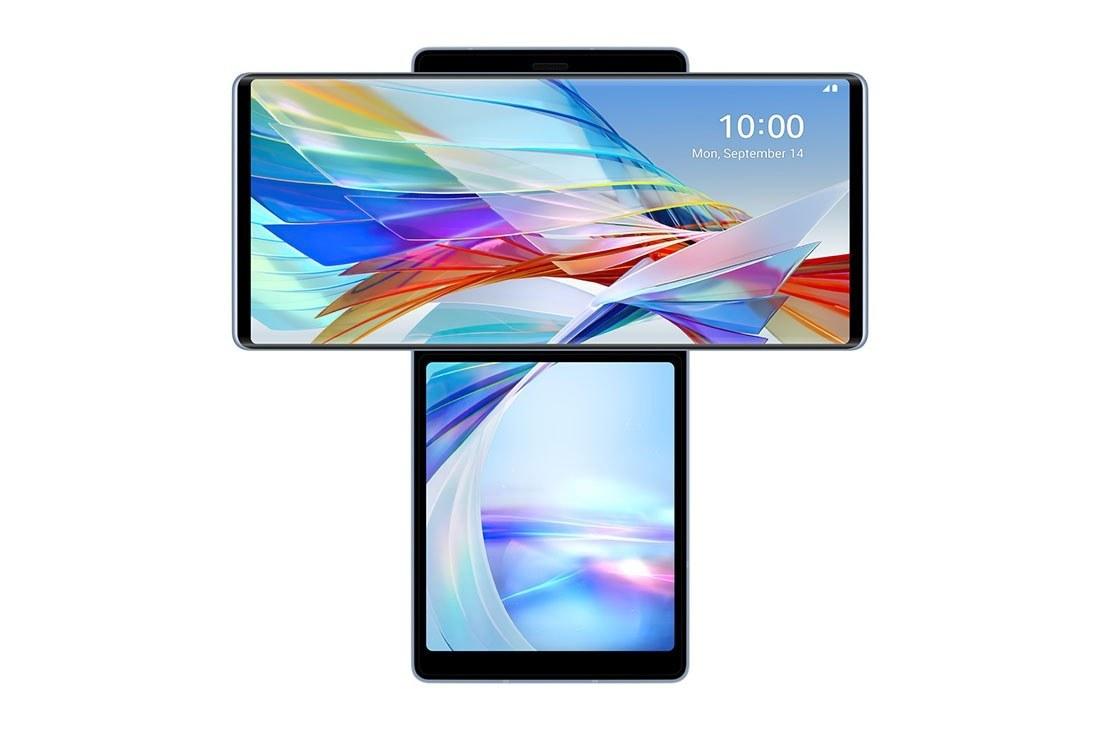 تصویر گوشی الجی WING 5G   حافظه 128 رم 8 گیگابایت LG WING 5G 128/8 GB