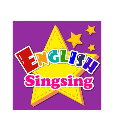 image کارتون آموزش زبان انگلیسی انگلیش سینگ سینگ - English sing sing