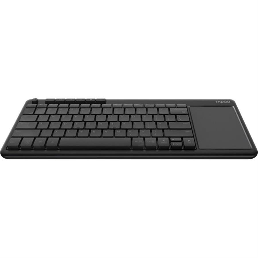 تصویر کیبورد بیسیم رپو مدل K2600 کیبورد رپو K2600 Wireless TouchPad Keyboard