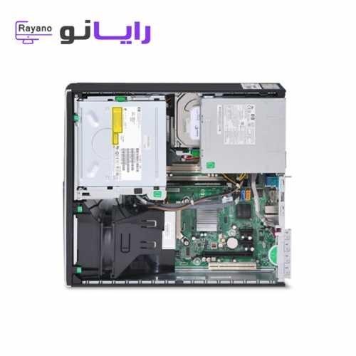 مینی کیس HP  i5n3/ram4/hdd500