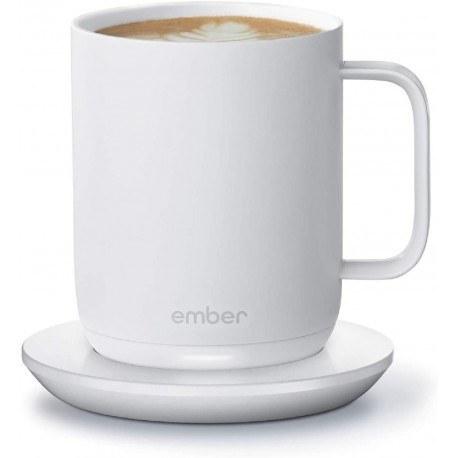 تصویر لیوان هوشمند امبر مدل Ember Temperature Control Smart Mug