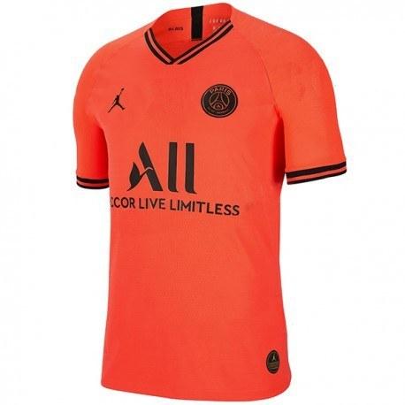 پیراهن پلیری جردن تیم پاریسن ژرمن فصل Paris Saint Germain Jordan 2019-20 Away soccer jersey