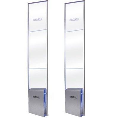 تصویر گیت دزدگیر فروشگاهی RF پروسک(Prosec ) مدل Proglass wide