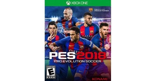 خرید PES 2018  - ایکس باکس وان   PES 2018 - Xbox One