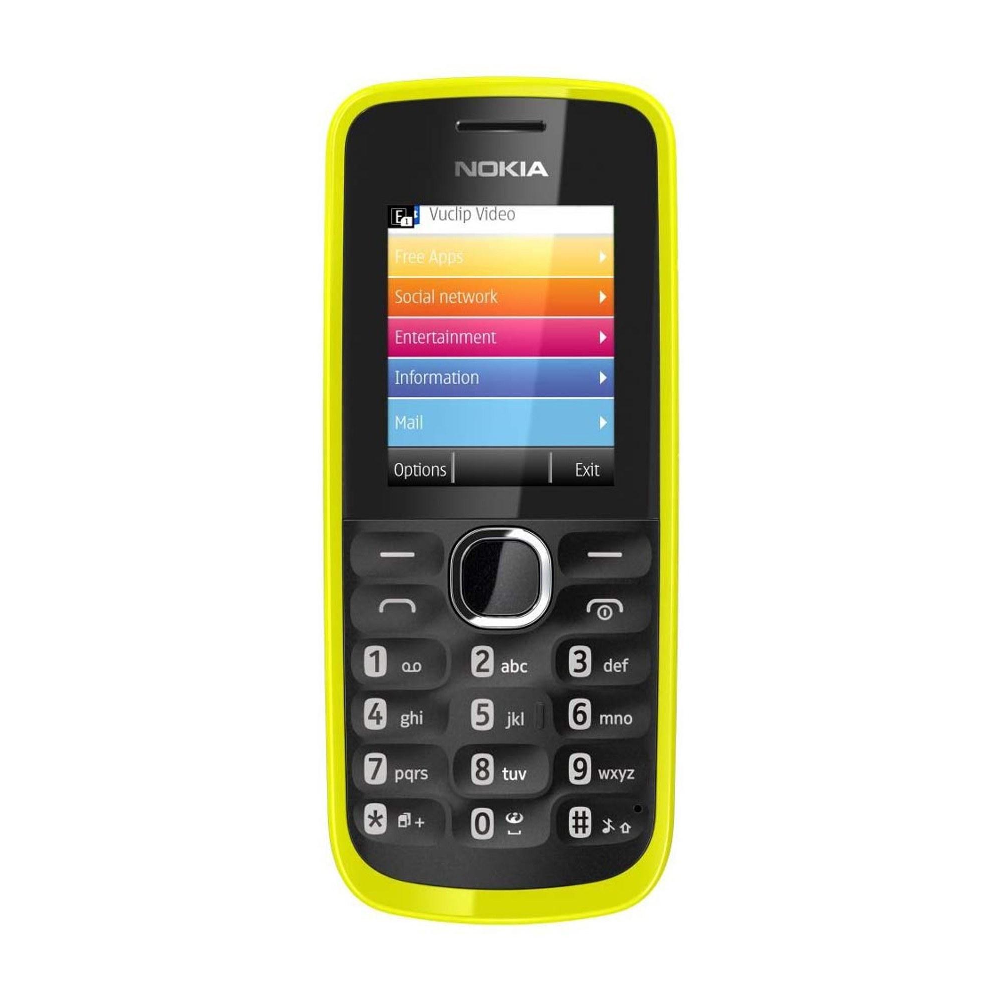(Nokia 110 (2019 – گوشی موبایل (۲۰۱۹) N 110 نوکیا