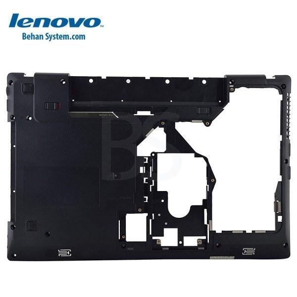 تصویر قاب کف لپ تاپ لنوو مدل G570