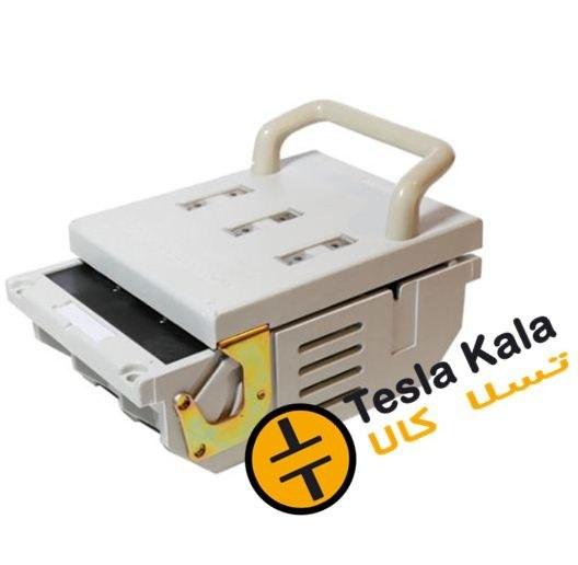 تصویر کلید فیوز افقی ، 160 آمپر، پیچاز الکتریک PICHAZ مدل PEFS163