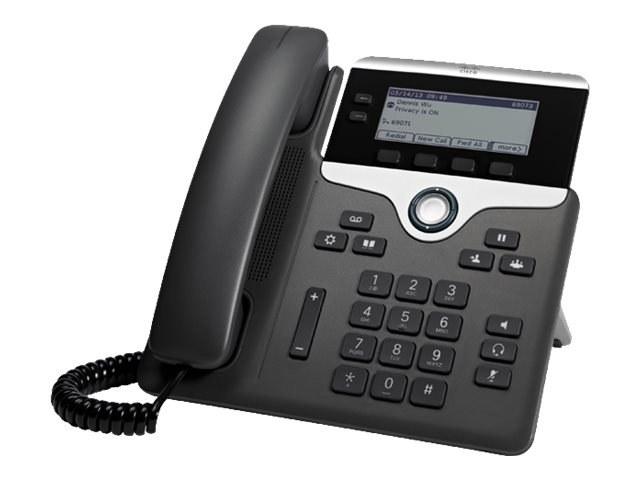 تصویر گوشی تلفن سیسکو Cisco Unified IP Phone 7821