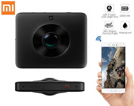 دوربین پانوراما ۳۶۰ درجه میجیا شیائومی Xiaomi MiJia Camera Kit