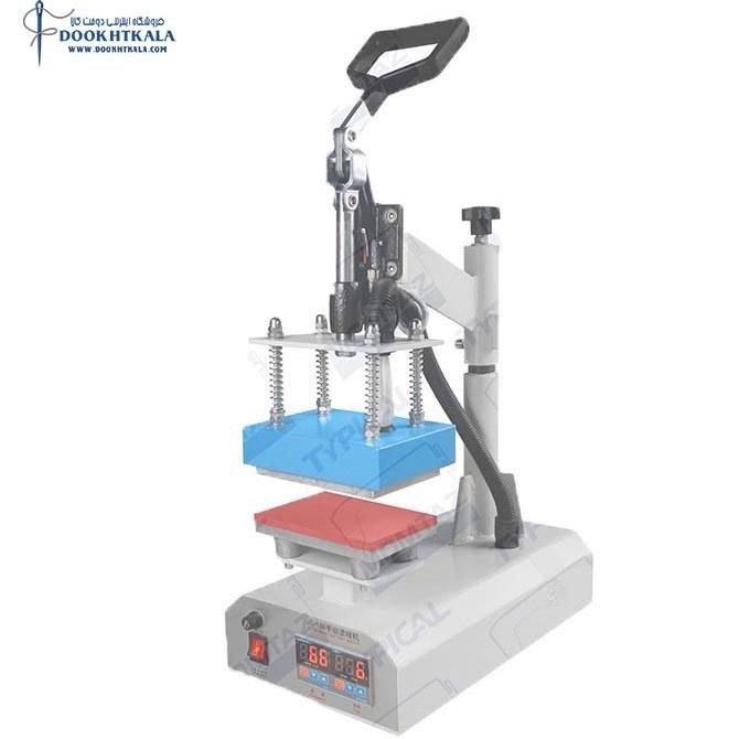 تصویر پرس چاپ حرارتی تیپیکال مدل MT-8000-L10