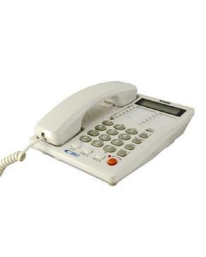 تصویر تلفن سیم دار تکنوتل مدل 2021 technotel 2021 Phone