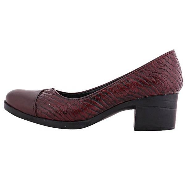 کفش زنانه طرح سنگی کد 157020418 |